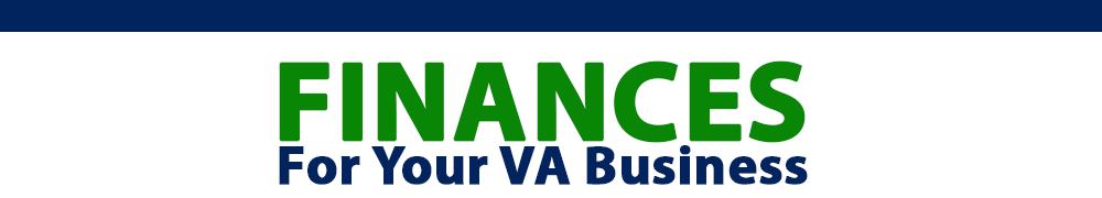 Finances For Your VA Business