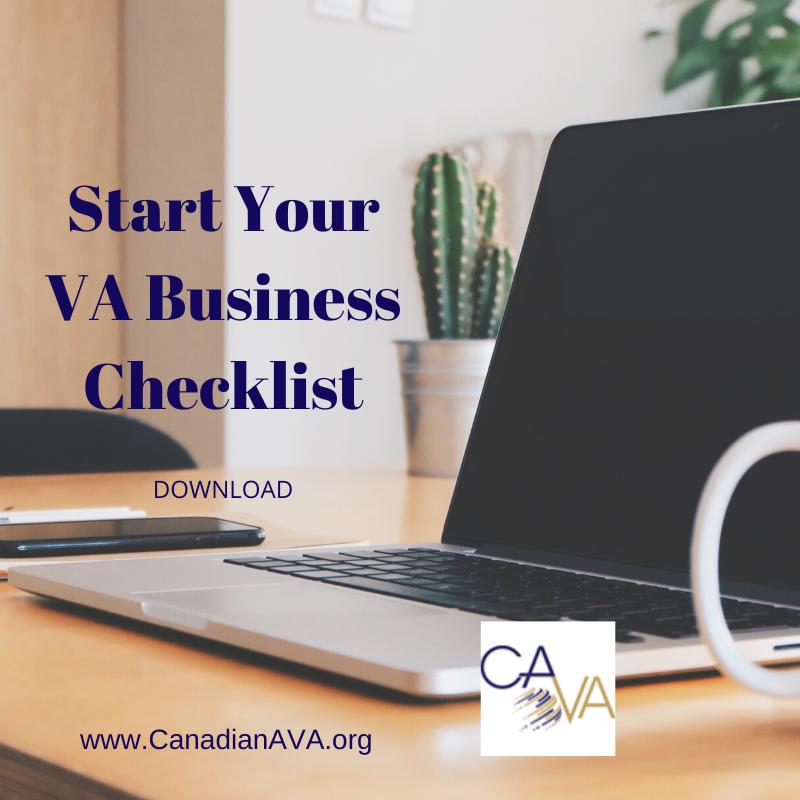 Virtual Assistant Business Setup Checklist